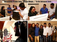 Music Director Arjun Janya To Feature In Promotional Song Dhaga Dhaga Of Style King