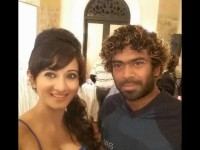 Kannada Actress Harshika Poonacha Promotes Sri Lankan T20 Team