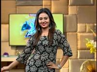 Bengaluru Benne Dose Kannada Actress Amoolya 15th Special Episode