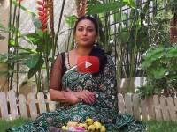 Watch Video Shwetha Srivatsav Celebrates Sankranti