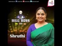 Actress Shruthi Winner Bigg Boss Kannada 3 Director Veerendra Reaction