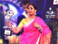 Bigg Boss Kannada 3 Kannada Actress Shruthi Winner