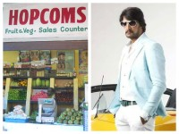 Actor Sudeep Signed As The New Brand Ambassador For Hopcoms