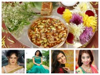 Sandalwood Celebrities Celebrates Ugadi Festival