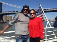 Kannada Actor Upendra And His Family Holidaying In The Us