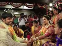 Watch Video Chiranjeevi S Daughter Srija Kalyan Wedding