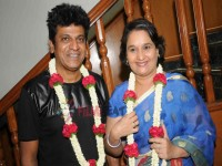 Shiva Rajkumar And Geetha Celebrates 30th Wedding Anniversary Today