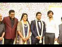 In Pics Director Ks Ravikumar S Daughter Marriage Ceremony