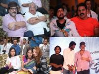 In Pics Sudeep Ravichandran Celebrities At Jigar Thanda Audio Release