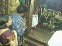 Kannada Actor Shiva Rajkumar Visit Shivanasamudra