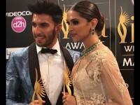 Iifa Awards 2016 Ranveer Singh And Deepika Padukone Best