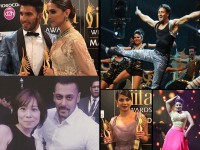 In Pics Bollywood Celebrities At Iifa Awards