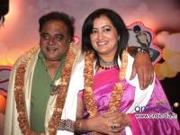 Kannada Actor Ambareesh And Sumalatha Ambareesh Gets Ntr Award