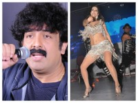 Bollywood Actress Sunny Leone Dance For Guru Kiran S Song
