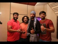 Kannada Actor Sudeep Sung The Song For Kannada Movie Tiger