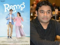 Tamil Movie Remo Audio Released By Ar Rahman