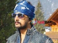 Kannada Actor Sudeep Gives 1 Lakh To His Fan Umesh