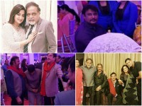 In Pics Ambareesh Sumalatha 25th Wedding Anniversary
