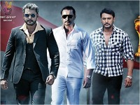 Darshans Chakravarthy Movie Audio Release Date Confirmed