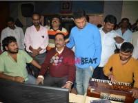 R Chandru Directorial Kanaka Song Recording Starts