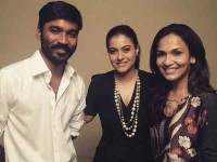After 20 Year Ddlj Kajol Acting In Tamil Movie With Dhanush