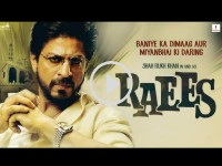 Raees Trailer Starring Shahrukh Khan And Mahira Khan