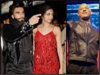 Oops Vin Diesel Refers Ranveer Singh As Deepika Padukone S Boyfriend