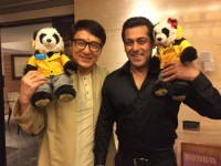 Jackie Chan Meets Bollywood Super Star Salman Khan