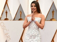 Priyanka Chopra First Look At Oscars