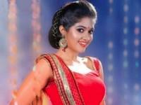 Meghana Raj Turns Playback Singer Again
