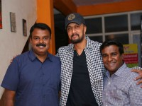 Sudeep S Voice Over Of Raaga Trailer