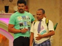 Naveen Padil Supports Srujan Lokesh In Facebook