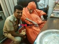 Shivarajkumar Visit To Sri Siddaganga Mutt