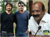 Majestic Producer Bha Ma Harish Clarified About Darshan Sudeep Controversy