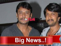 Rift Between Darshan Sudeep Darshan Tweets We Are Not Friends Anymore
