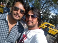 Sudeep Gives Statement On Darshan S Movie Majestic In Interview