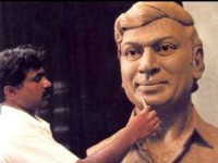 Dr Rajkumar 89th Birthday Special Meet Sculptor Shivakumar