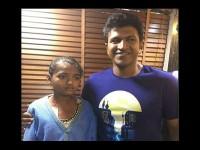 Actor Puneeth Rajkumar Helps To His Fan Preethi