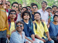 Rakshit Shetty Shares Kirik Party Profits To Film Team