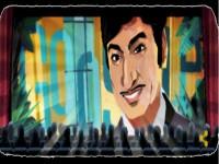 Google Doodle Marks The Birthday Dr Rajkumar