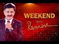 Multi Language Actress Priyamani Participating In Weekend With Ramesh