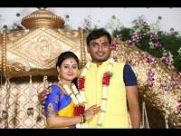 Amulya And Jagadish Invites To Fans For Wedding Reception