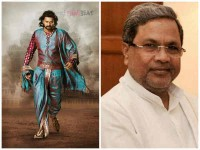 Cm Siddaramaiah Watched Baahubali 2 By Paying Rs 1050 Per Ticket