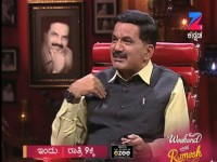 Watch Promo Prof Krishnegowda Takes Part In Weekend With Ramesh