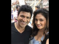 Actress Hariprriya Make A Special Appearance To Anjanipurtra