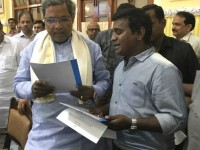 Mithra Requested Cm Siddaramaiah To Watch Raaga Movie