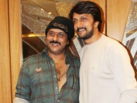 Sudeep Wishes To Ravichandran S 56th Birthday