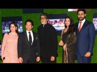 Abhishek Bachchan Gets Upset When His Wife Aishwarya Rai Bachchan Hugs Sachin Tendulkar