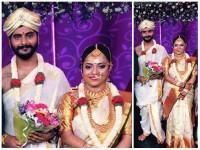 Niranjan Deshpande Got Married To Yashaswini Today May 12th