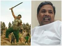 Cm Siddaramaiah Watched Baahubali 2 Because Of His Grand Son